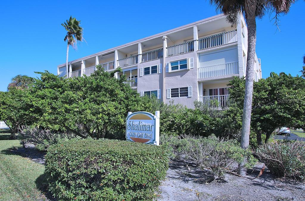 1005 GULF BLVD #201, Indian Rocks Beach FL 33785