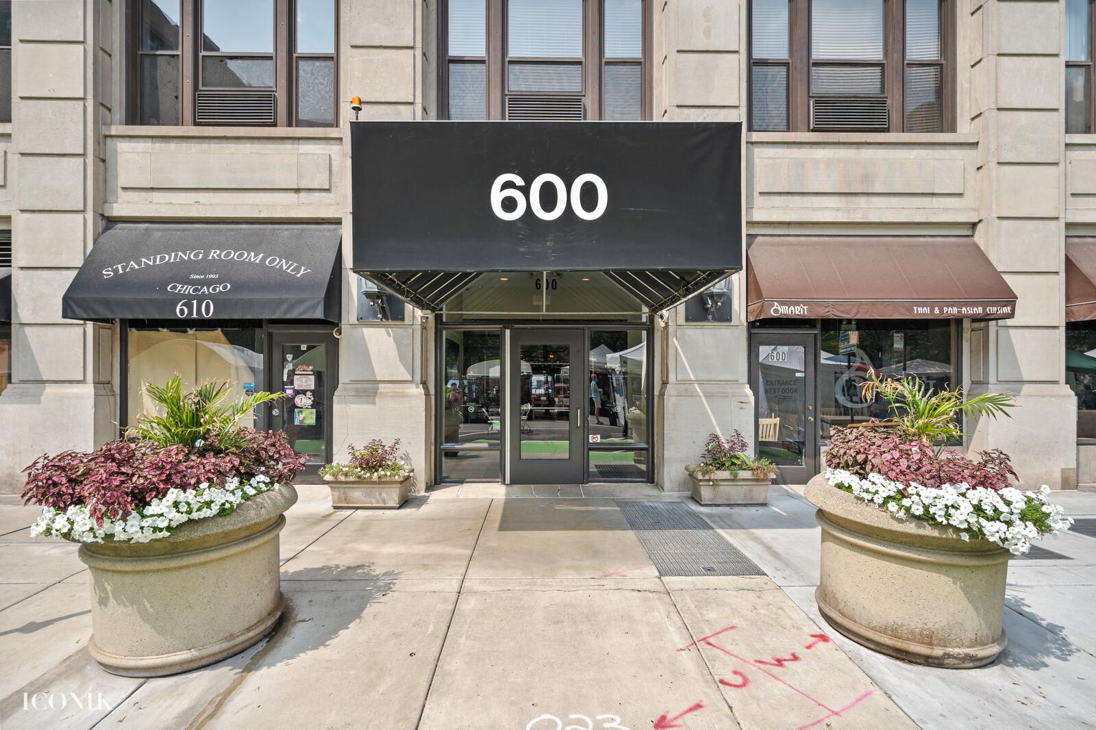 600 S Dearborn Street Unit 1206, Chicago IL 60605