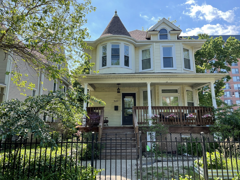 7430 N Paulina Street, Chicago IL 60626