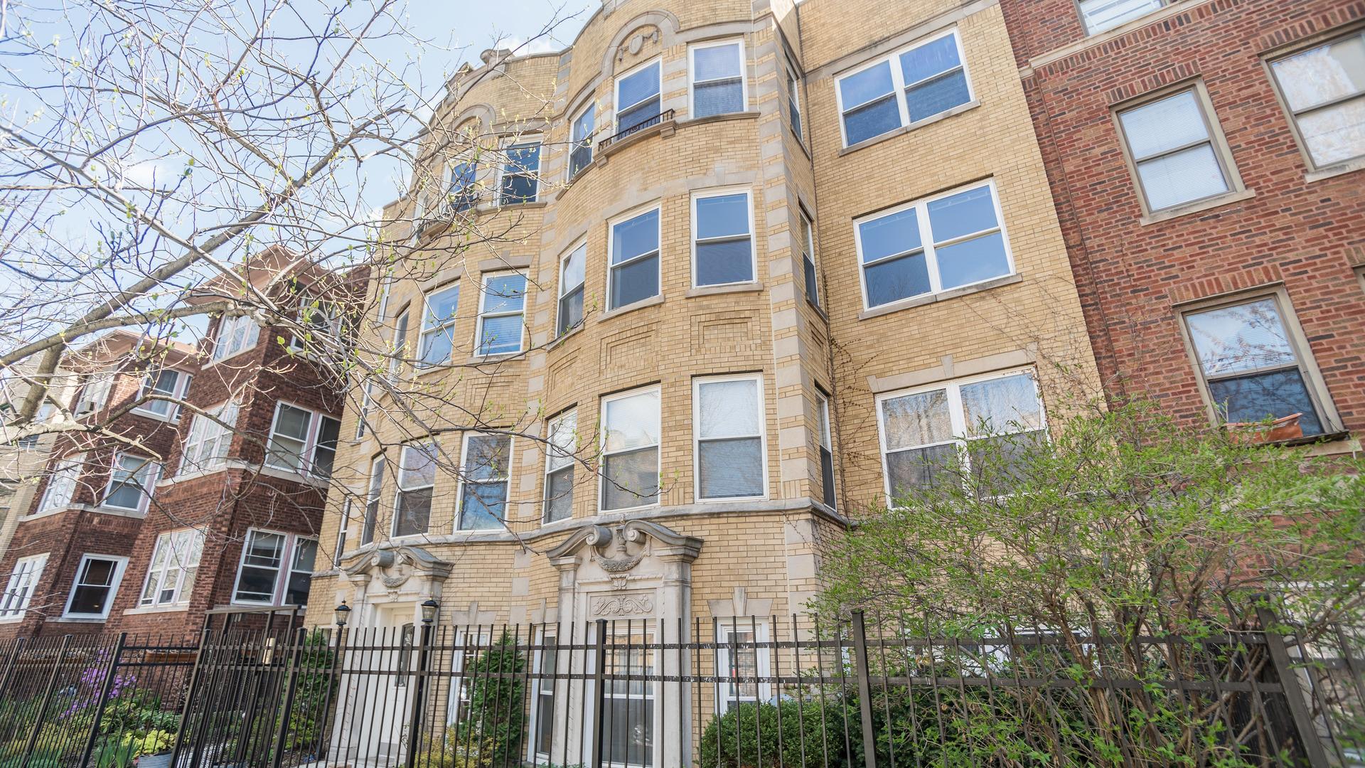 7633 N Bosworth Avenue Unit 3N, Chicago IL 60626