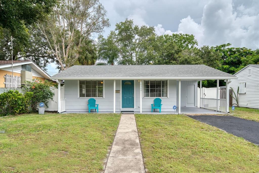 6343 5TH AVE S, St Petersburg FL 33707