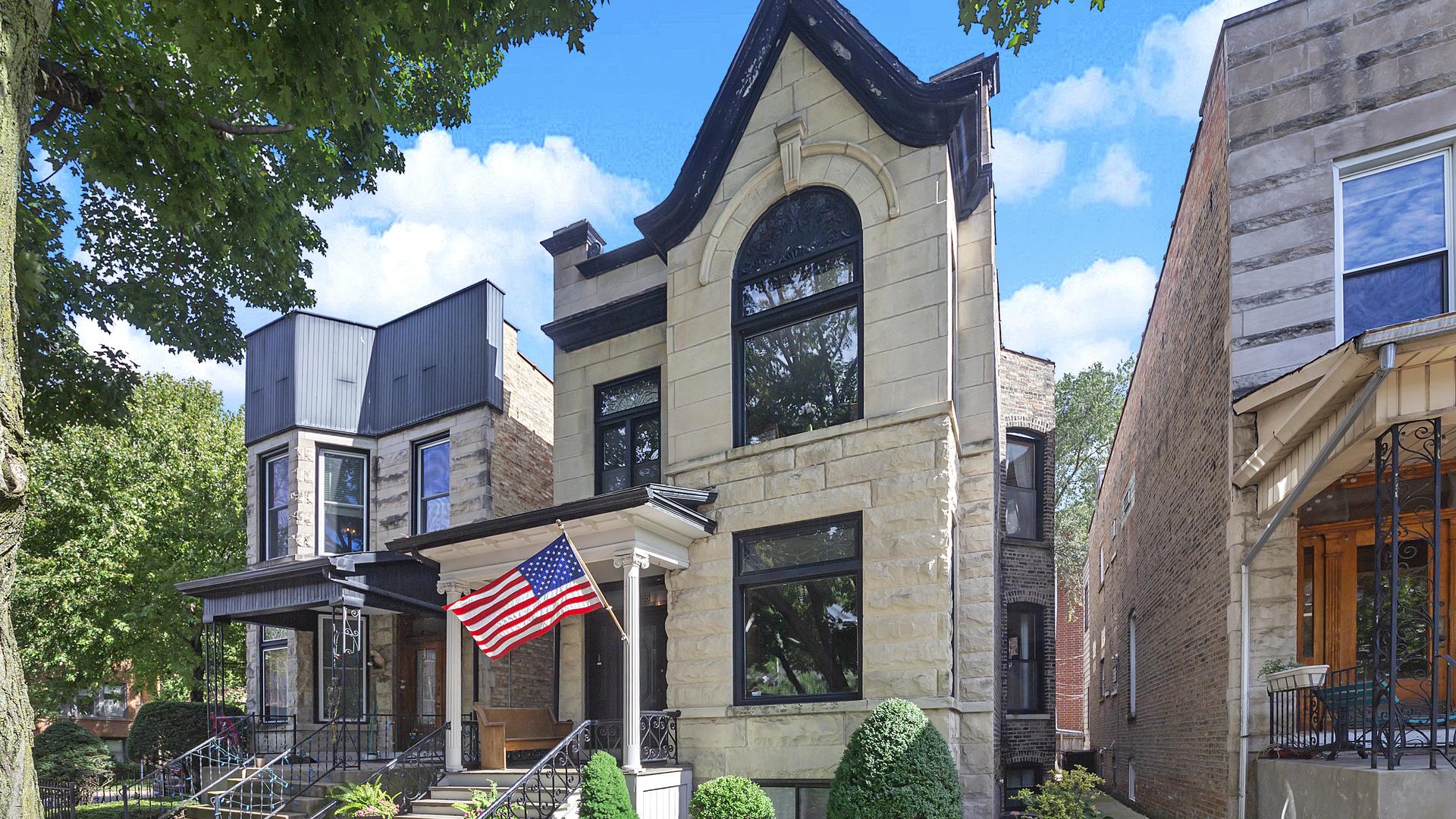 3855 N Greenview Avenue Unit A1, Chicago IL 60613