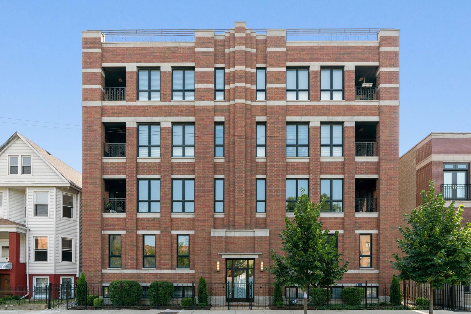 2663 N ASHLAND Avenue Unit 1S, Chicago IL 60614