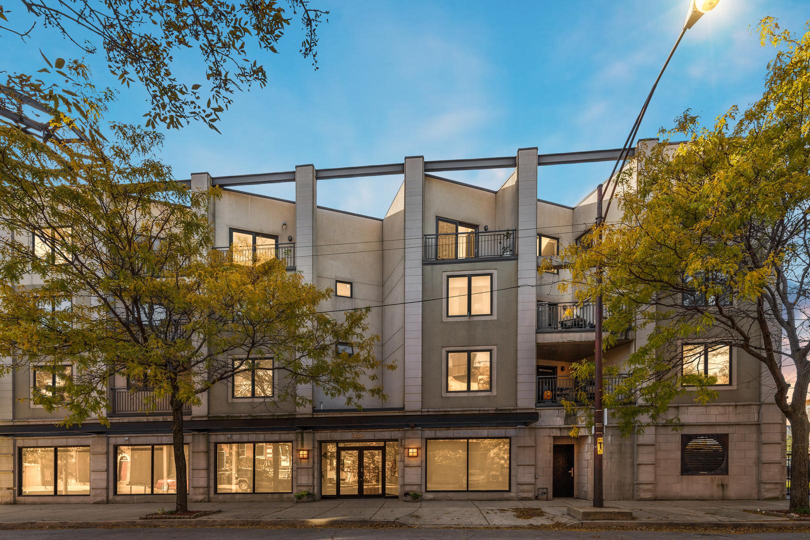 875 N Milwaukee Avenue Unit 2-3E, Chicago IL 60642