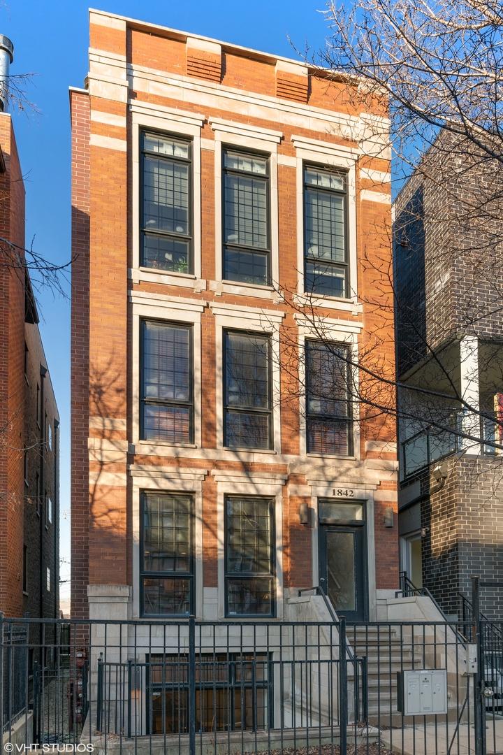 1842 W Armitage Avenue Unit 1, Chicago IL 60622