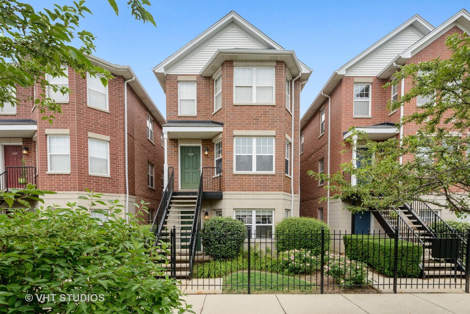1115 N Crosby Street Unit B, Chicago IL 60610