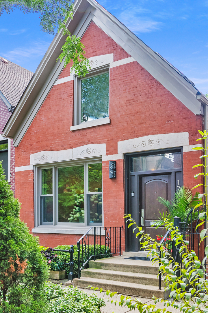 1736 N Honore Street, Chicago IL 60622