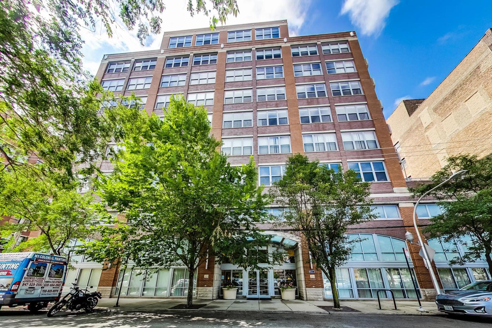 933 W Van Buren Street Unit 726, Chicago IL 60607