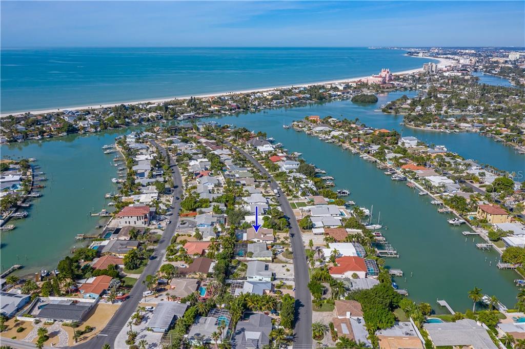350 N TESSIER DR, St Pete Beach FL 33706