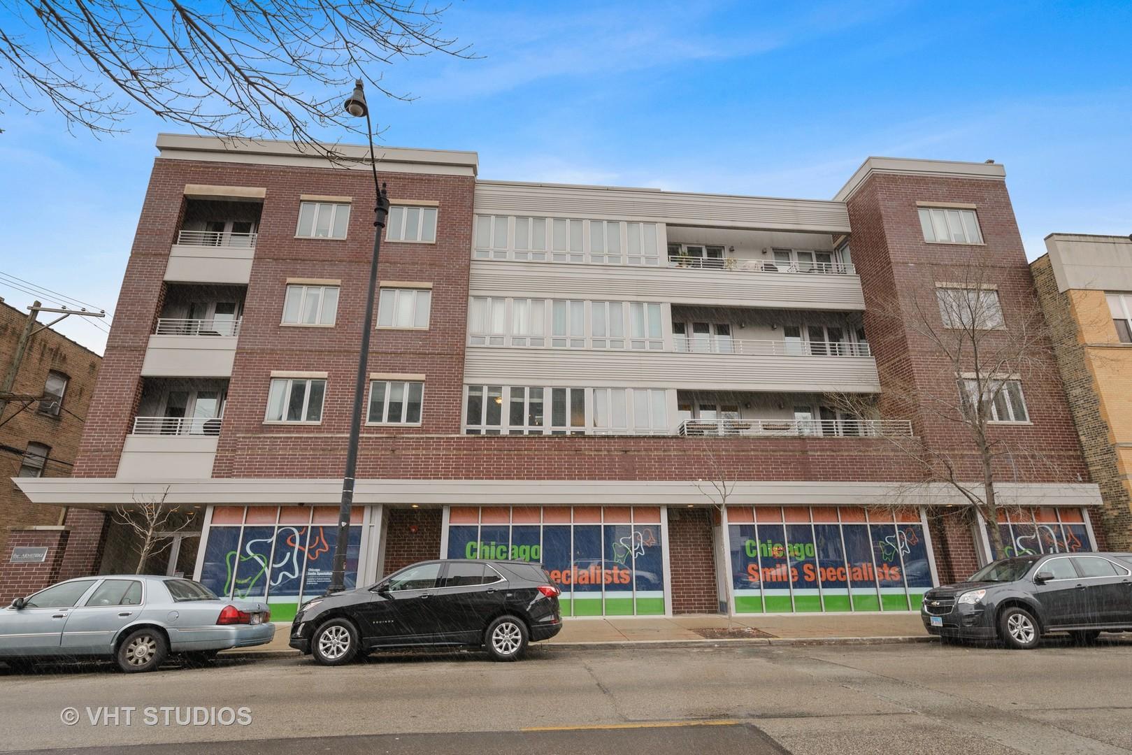3021 W Armitage Avenue Unit 407, Chicago IL 60647
