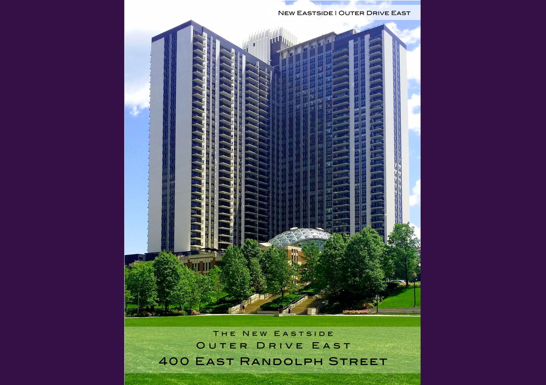 400 E RANDOLPH Street Unit 2603, Chicago IL 60601