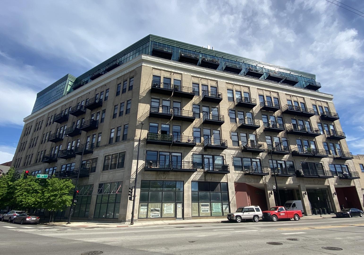 1645 W Ogden Avenue Unit 438, Chicago IL 60612
