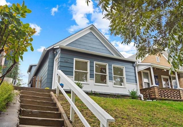 527 Tenny Avenue, Kansas City KS 66101