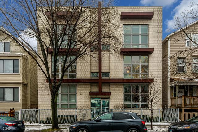 2521 N Ashland Avenue Unit 2S, Chicago IL 60614