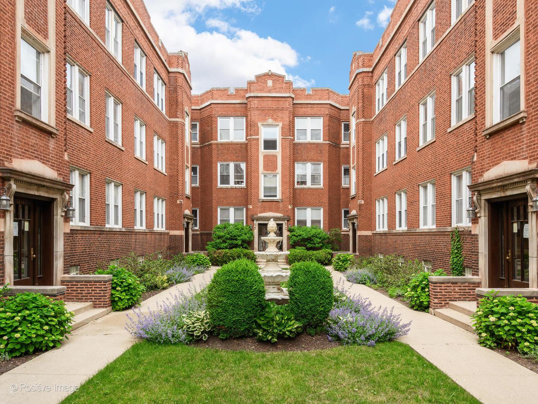 1346 W Estes Avenue Unit 3S, Chicago IL 60626