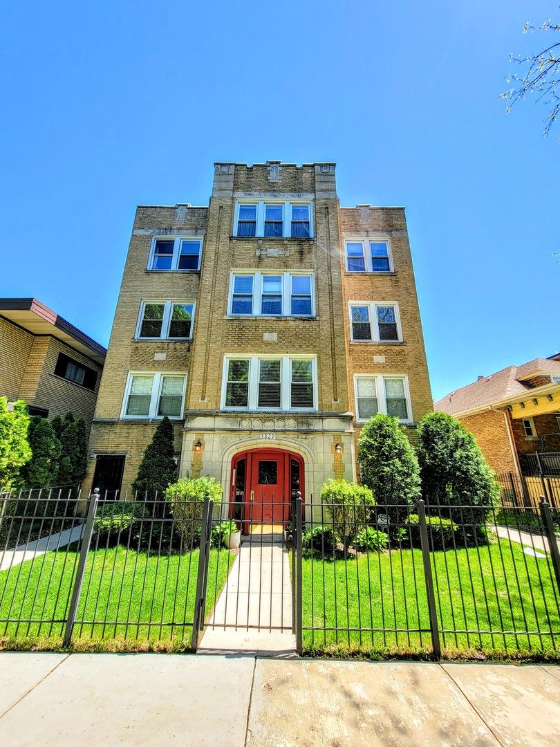5827 N Paulina Street Unit 1W, Chicago IL 60660