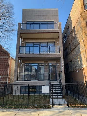 1940 N Whipple Street Unit 3, Chicago IL 60647
