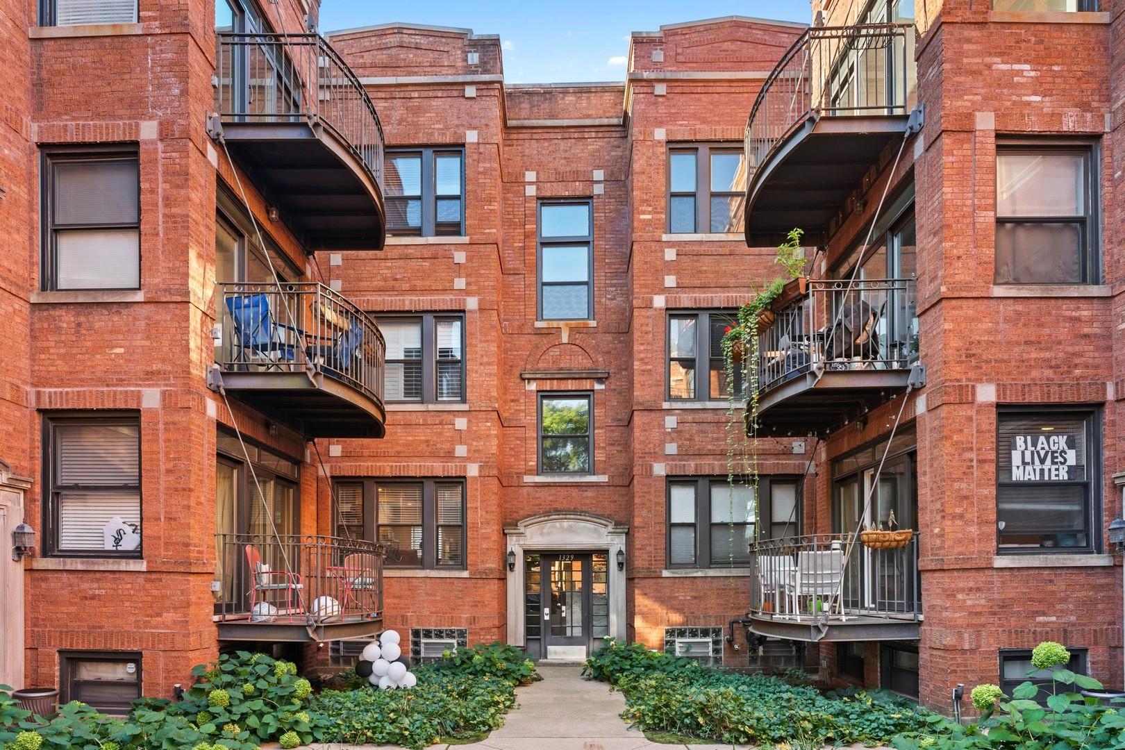 1329 W NORTH SHORE Avenue Unit 1E, Chicago IL 60626