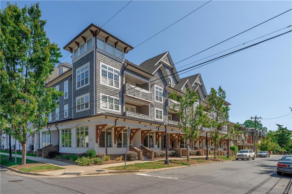 301 Tremont Avenue Unit 201, Charlotte NC 28203