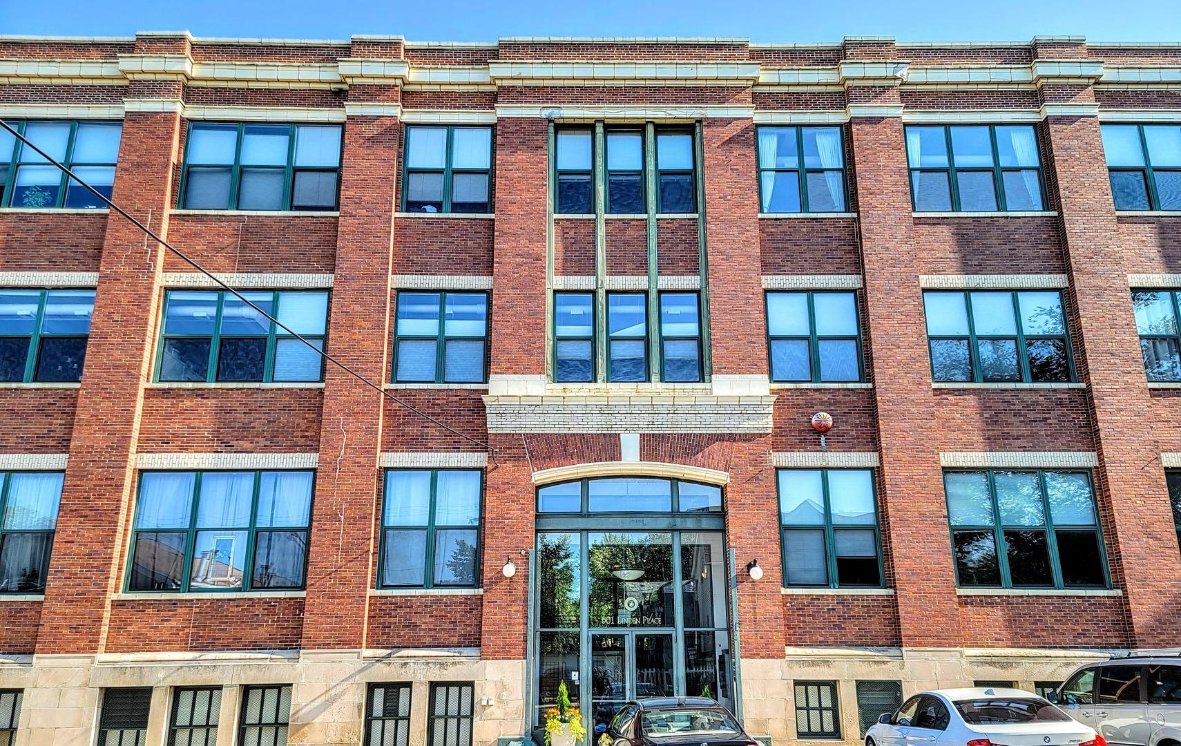 601 Linden Place Unit 217, Evanston IL 60202