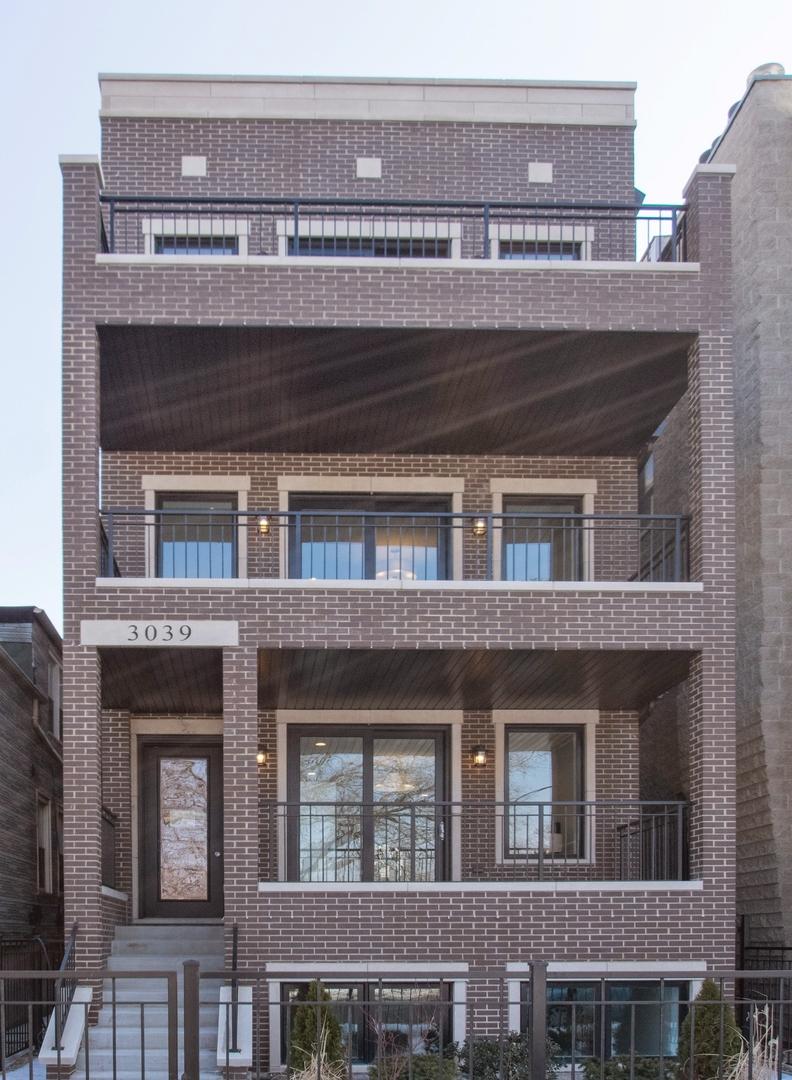 3039 N Damen Avenue Unit 1, Chicago IL 60618
