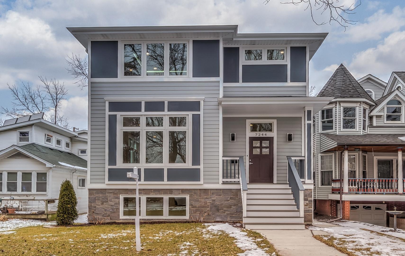 7244 W Everell Avenue, Chicago IL 60631