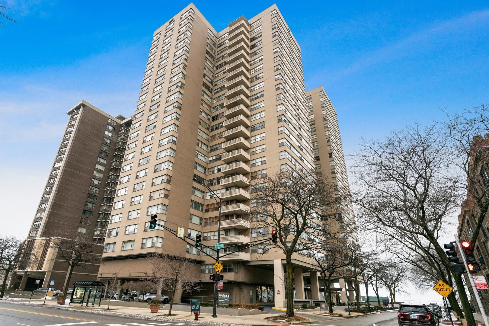 6301 N Sheridan Road Unit 21M, Chicago IL 60660