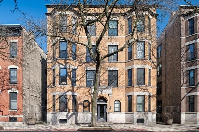 1713 N North Park Avenue Unit 4, Chicago IL 60614