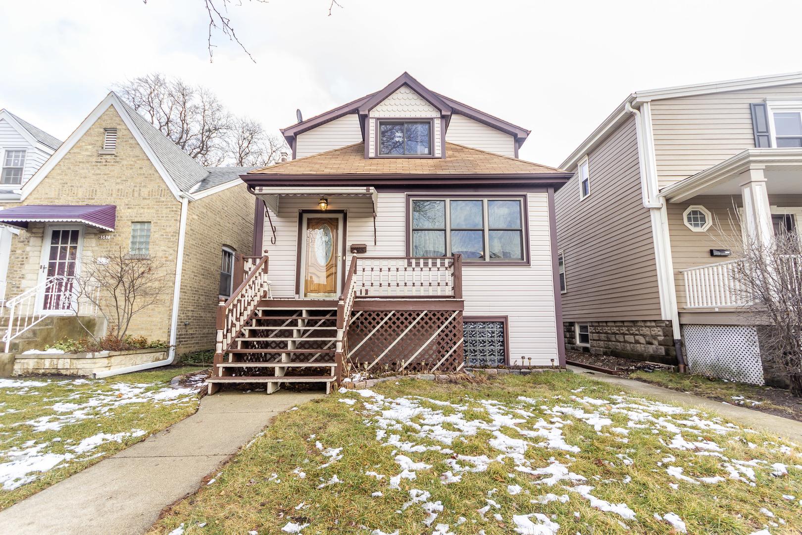 4585 N Mulligan Avenue, Chicago IL 60630