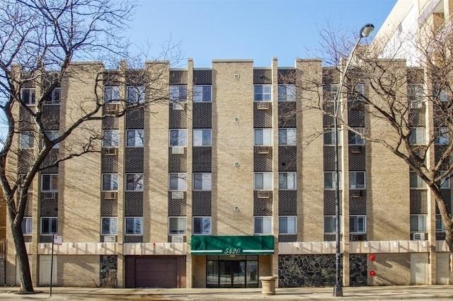5420 N Sheridan Road Unit 204, Chicago IL 60640