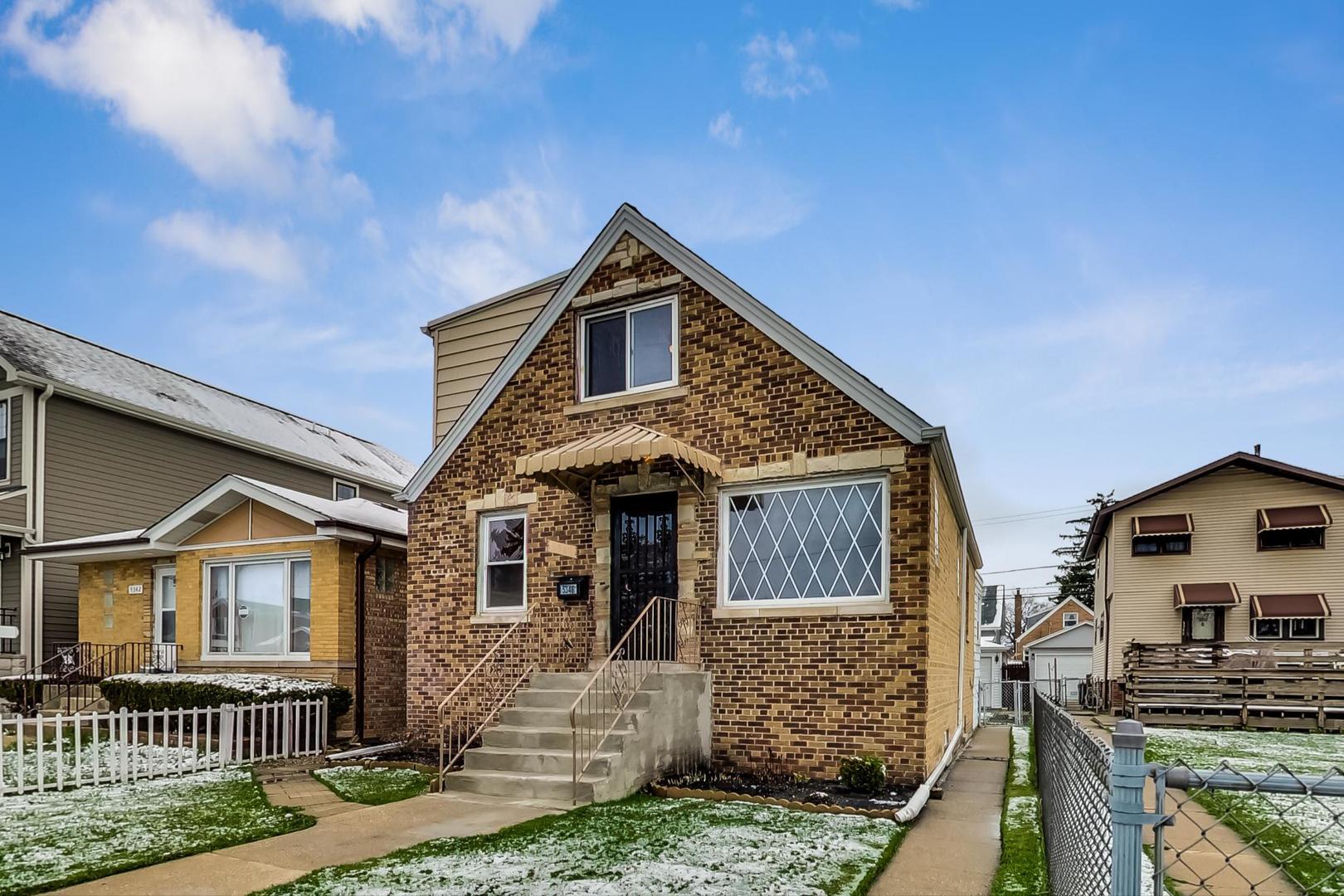 5346 N Natchez Avenue, Chicago IL 60656