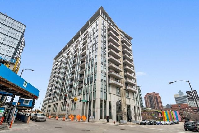 740 W Fulton Street Unit 705, Chicago IL 60661