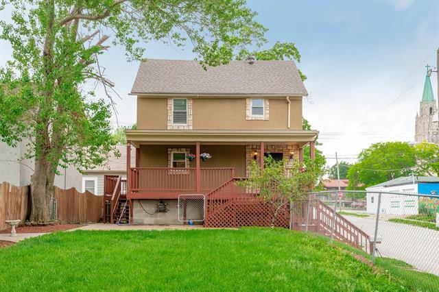 1307 Orville Avenue, Kansas City KS 66102
