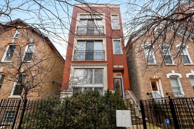 875 N Paulina Street Unit 3, Chicago IL 60622