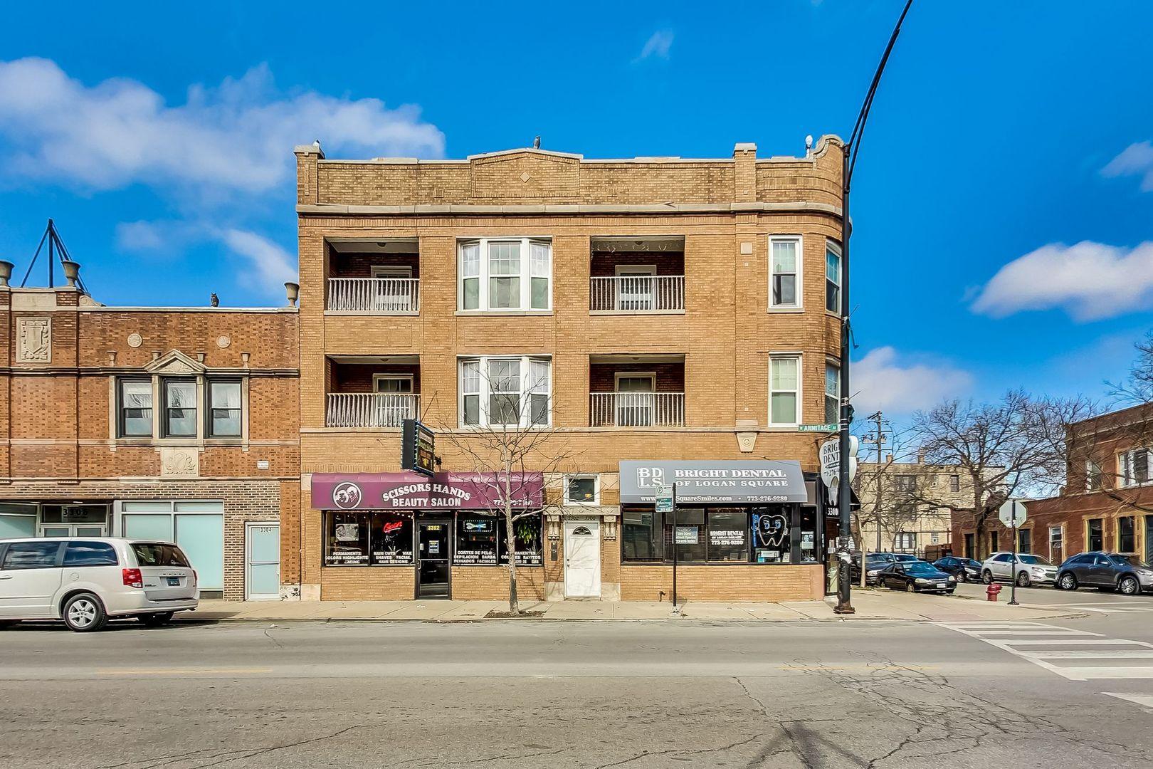 3302 W Armitage Avenue Unit 2, Chicago IL 60647