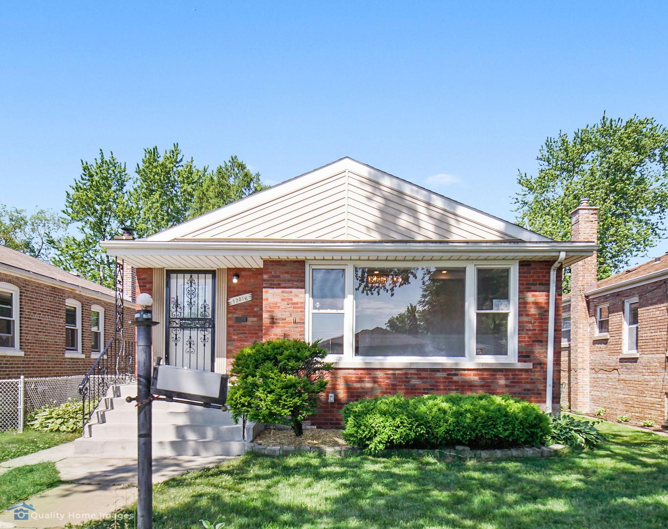12516 S HARVARD Avenue, Chicago IL 60628