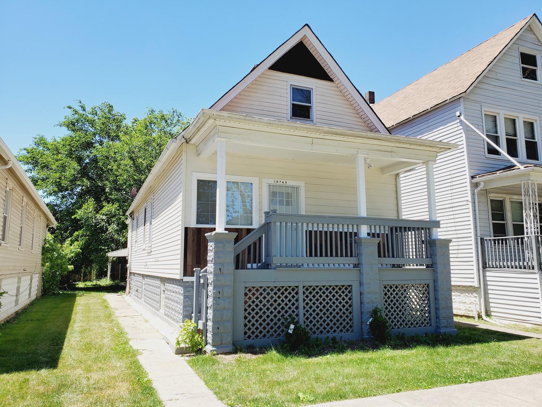 10748 S Edbrooke Avenue, Chicago IL 60628