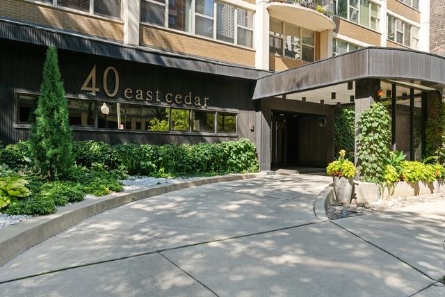 40 E CEDAR Street Unit 8CD, Chicago IL 60611