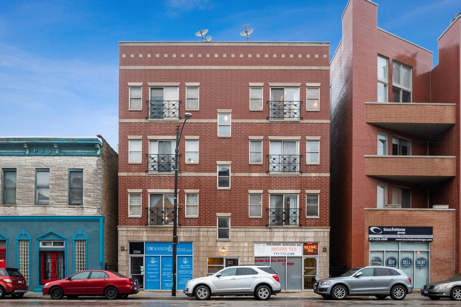 2312 W NORTH Avenue Unit 4E, Chicago IL 60647