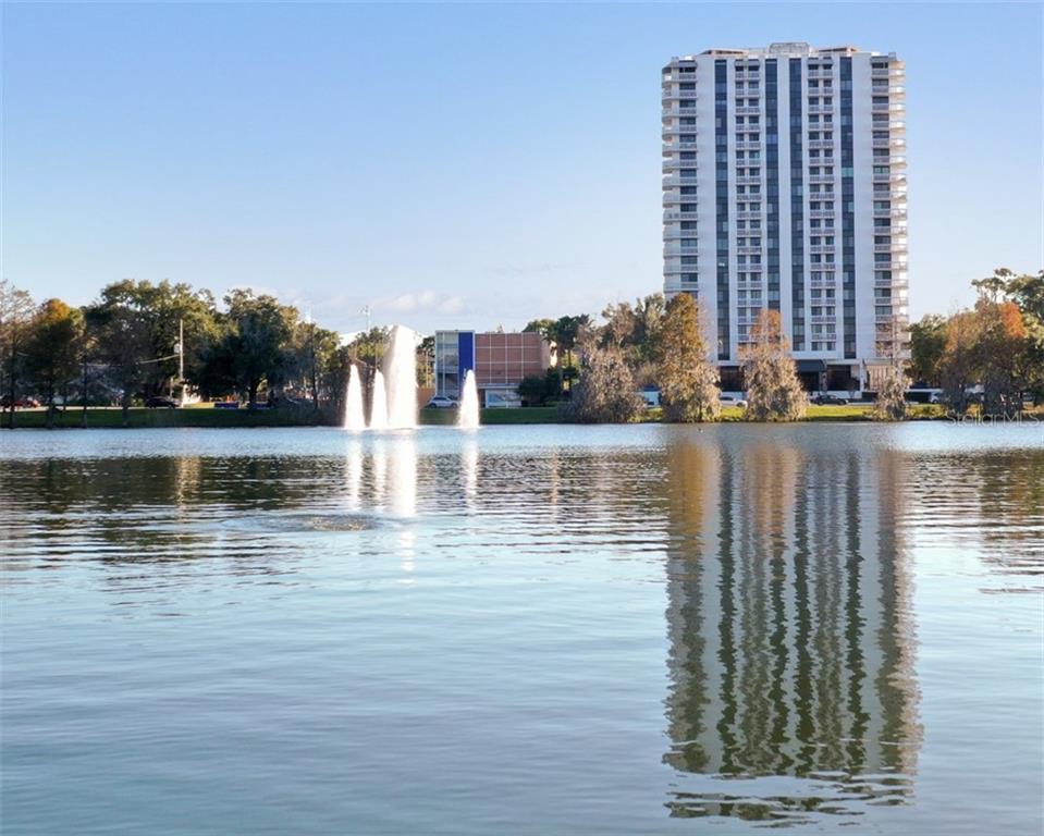 400 E COLONIAL DR #1707, Penthouse, Orlando FL 32803