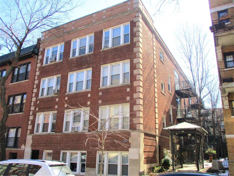 715 W BARRY Avenue Unit 3A, Chicago IL 60657