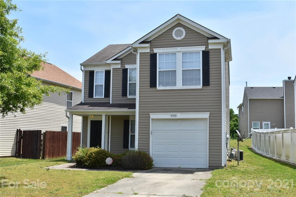 4353 Saint Catherines Court, Concord NC 28025