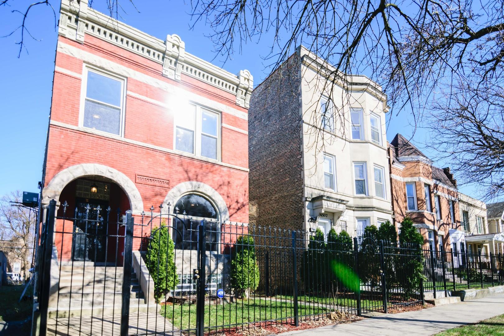 6505 S Ingleside Avenue, Chicago IL 60637