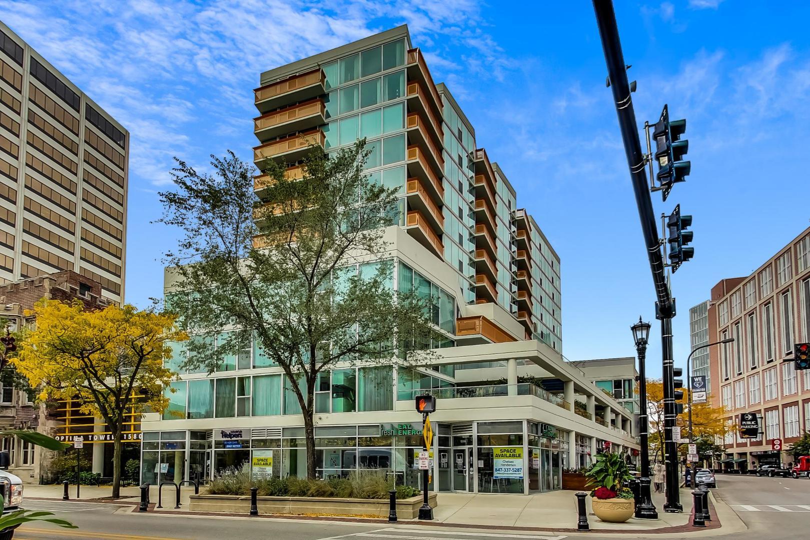 1580 SHERMAN Avenue Unit 903, Evanston IL 60201