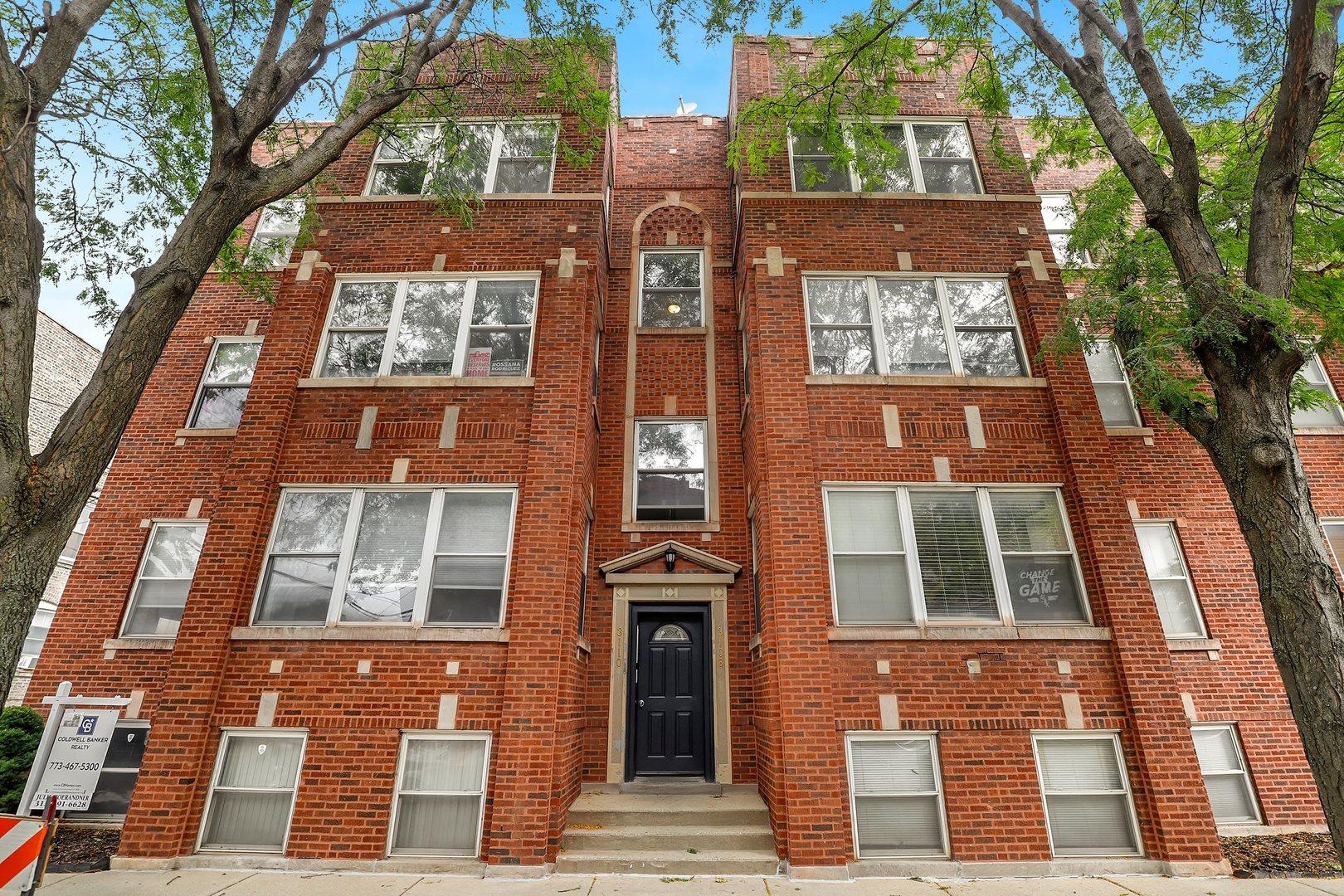 3108 W Belle Plaine Avenue Unit 3, Chicago IL 60618