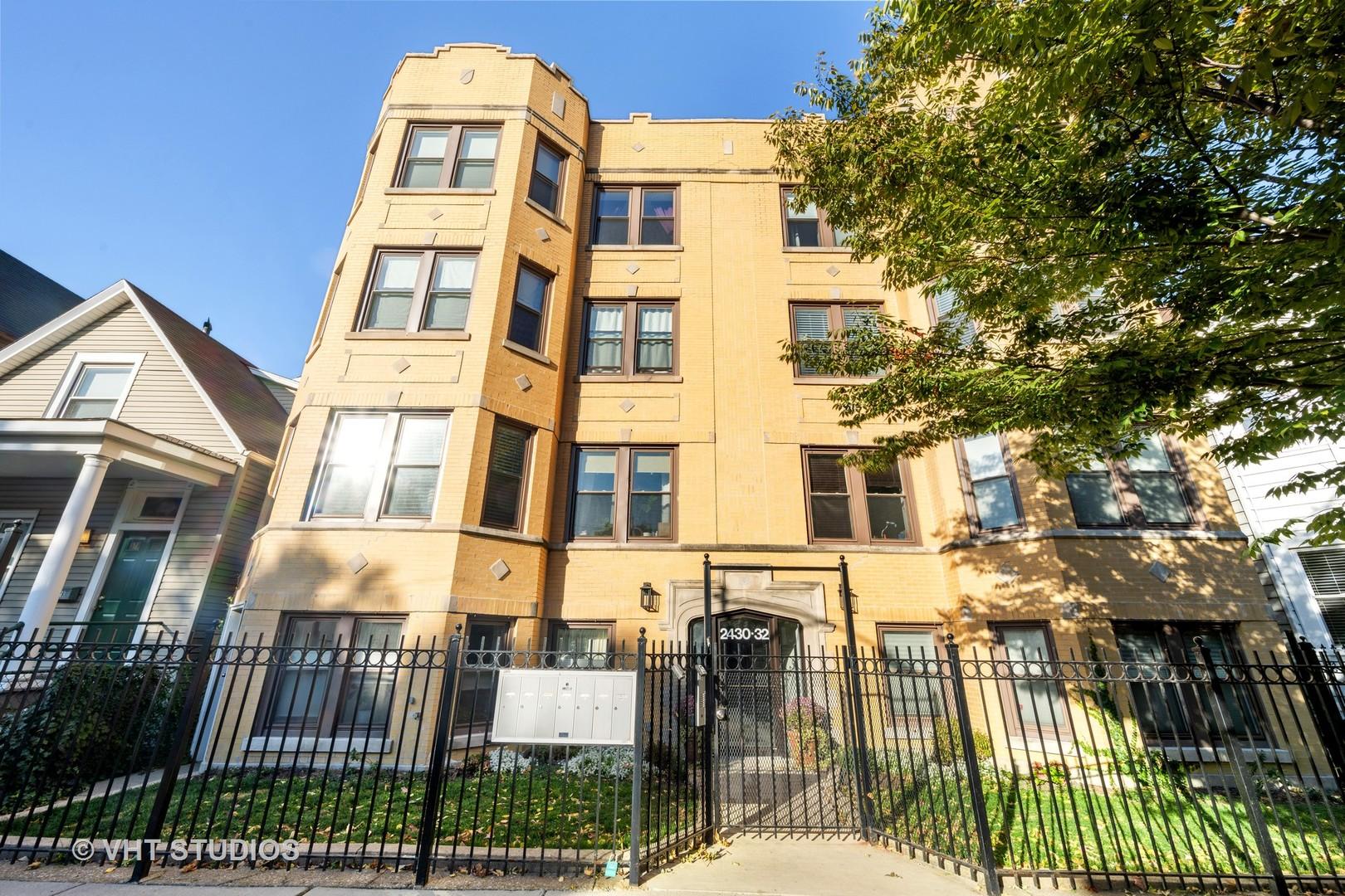 2430 N Washtenaw Avenue Unit 2N, Chicago IL 60647