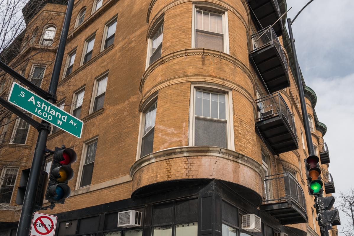 36 S Ashland Avenue Unit 203, Chicago IL 60607