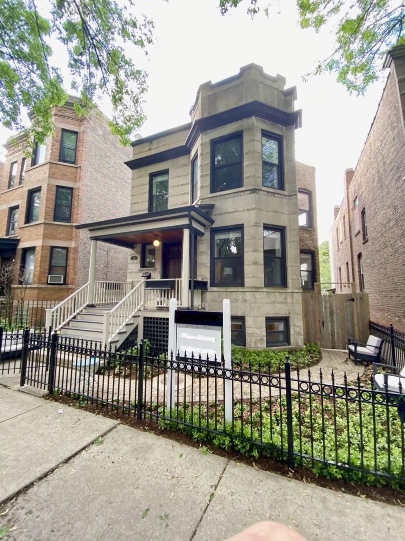 1642 W Byron Street, Chicago IL 60613