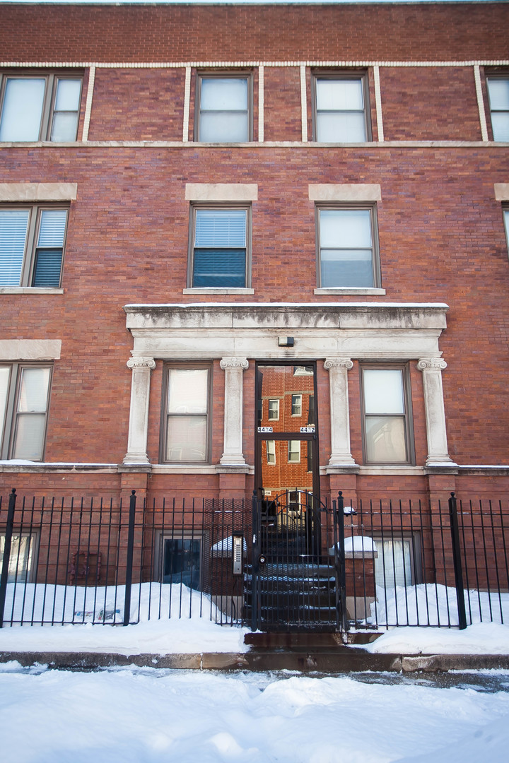 4434 S Calumet Avenue Unit G, Chicago IL 60653