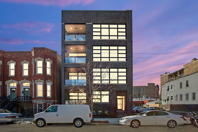 456 N Carpenter Street Unit 3, Chicago IL 60642